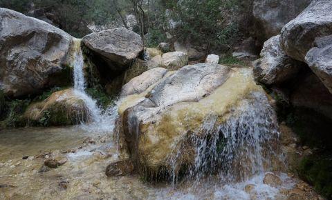 Cascada Rio Chillar din Nerja