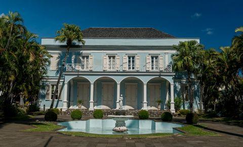 Casele Creole din Saint Denis