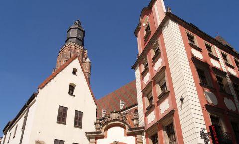 Casele Hansel si Gretel din Wroclaw