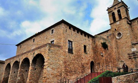 Castelul din Platja d'Aro