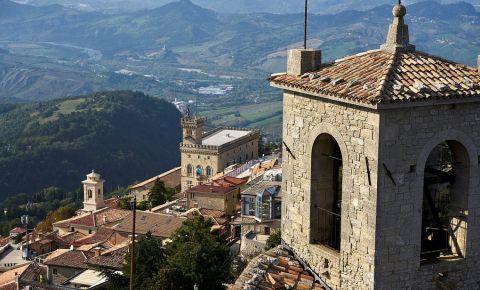 Castello della Cesta din San Marino
