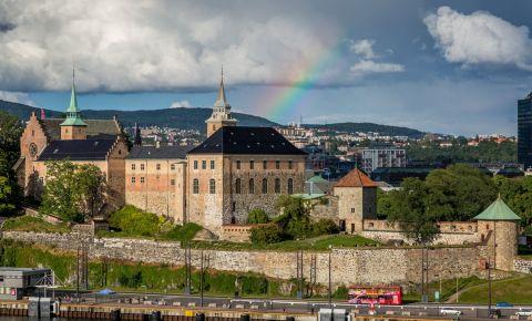 Castelul Akershus din Oslo