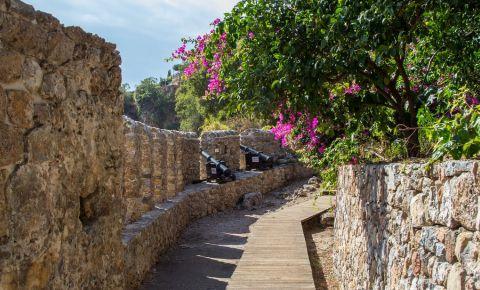 Castelul din Alanya