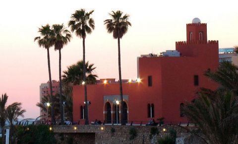 Castelul Bil-Bil din Benalmadena