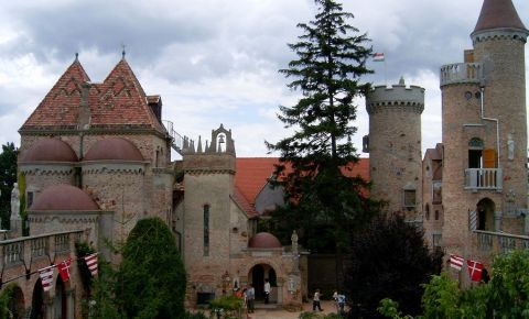 Castelul Bory din Szekesfehervar