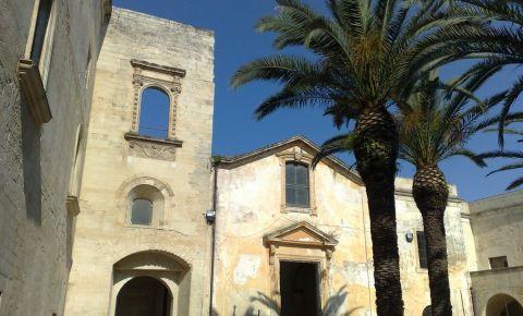 Castelul lui Carol al V-lea din Lecce