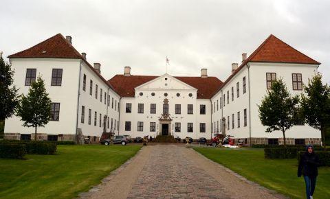 Castelul Clausholm din Randers