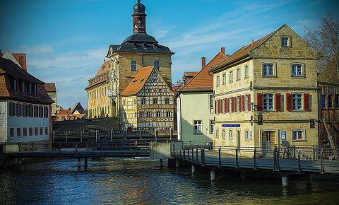 Castelul Concordia din Bamberg