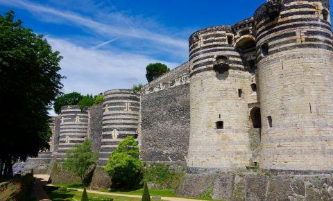 Castelul Ducilor de Anjou din Angers