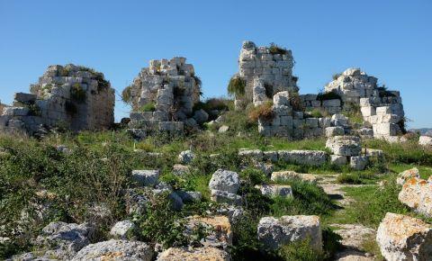 Castelul Eurialo din Siracuza