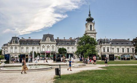 Castelul Festetics din Keszthely