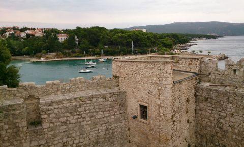 Castelul Frankopan din Insula Krk