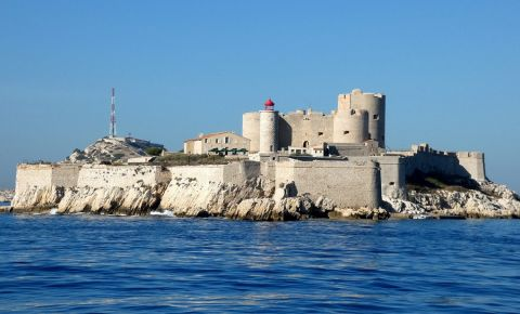 Castelul If din Marsilia