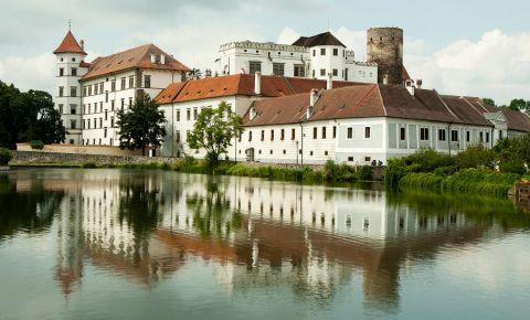 Castelul din Jindrichuv Hradec