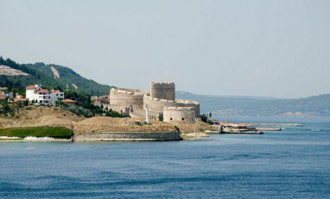 Castelul Kilitbahir din Canakkale