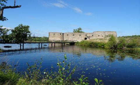 Castelul Kronobergs din Vaxjo