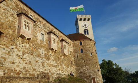 Castelul din Ljubljana