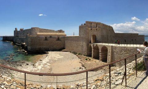 Castelul Maniace din Siracuza