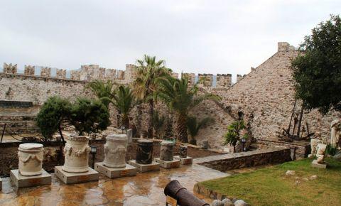 Castelul din Marmaris