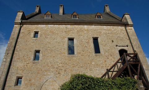 Castelul Meysembourg din Larochette