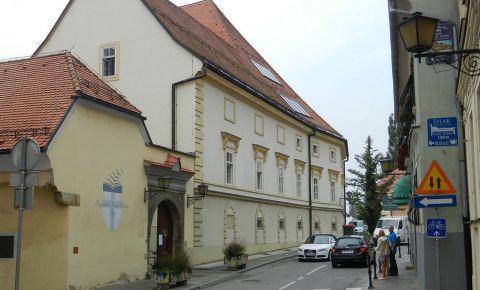 Castelul Mic din Ptuj