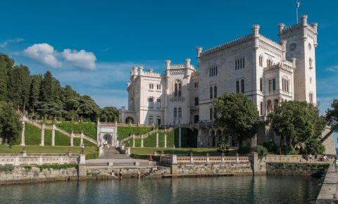Castelul Miramare din Trieste