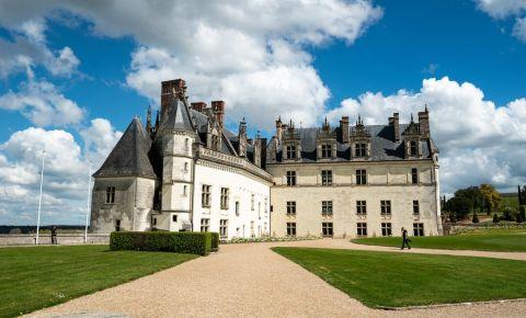 Castelul Regal din Amboise