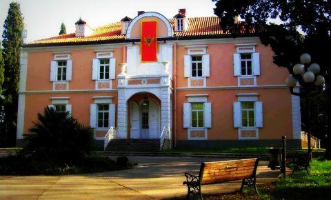 Castelul Regelui Nikola din Podgorica