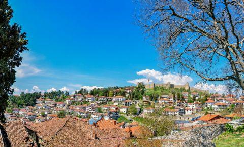 Castelul Samoil din Ohrid