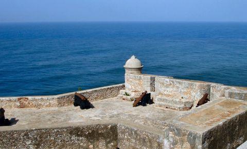 Castelul San Pedro de la Roca din Santiago de Cuba