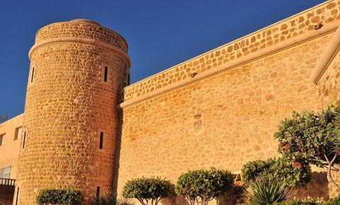 Castelul Santa Ana din Roqetas de Mar