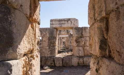 Castelul Sfantul Louis din Sidon