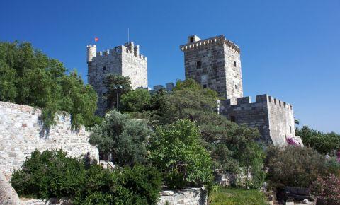 Castelul Sfantul Petru din Bodrum
