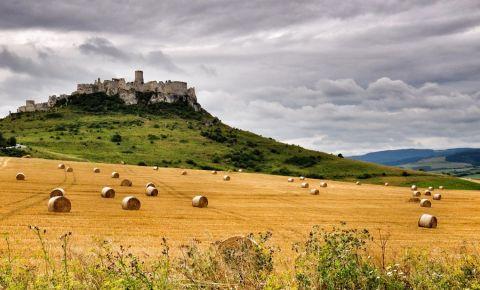 Castelul din Spis