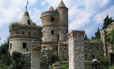 Castelul Tarodi din Sopron