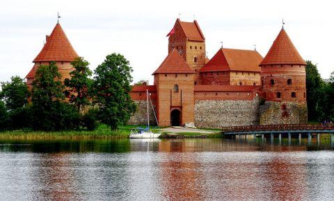 Castelul din Trakai