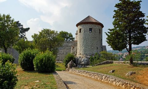 Castelul Trast din Rijeka