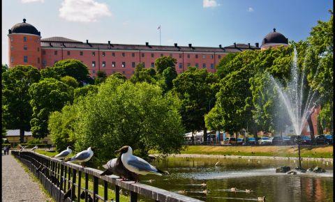 Castelul din Uppsala