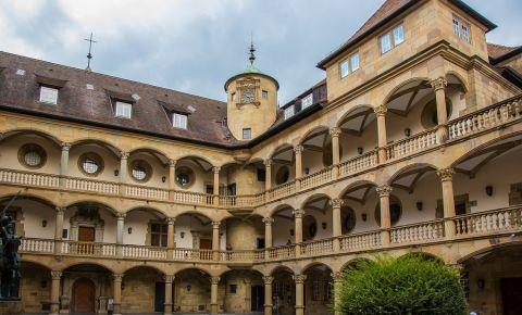 Castelul Vechi din Stuttgart