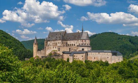 Castelul din Vianden