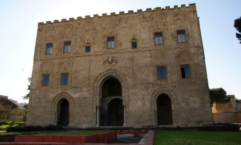 Castelul Zisa din Palermo