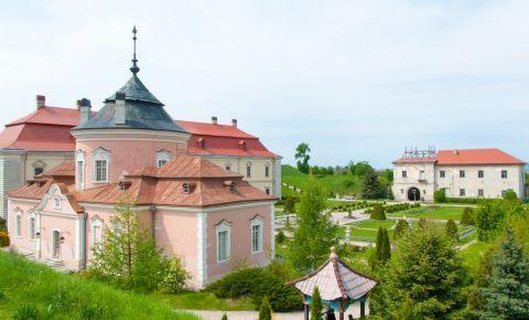 Castelul Zolochiv din Liov