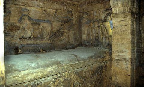 Catacombele Kom el-Shoqafa din Alexandria