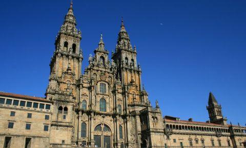 Catedrala din Santiago de Compostela