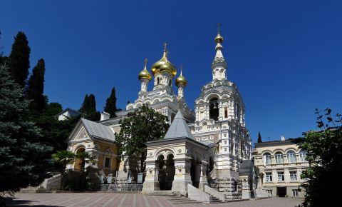 Catedrala Alexander Nevsky din Yalta