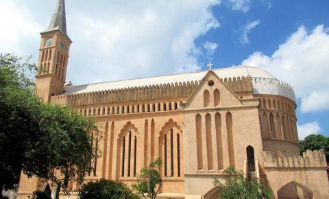 Catedrala Anglicana din Zanzibar