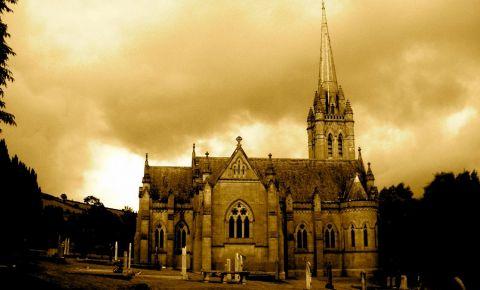 Catedrala Adormirii Maicii Domnului din Carlow