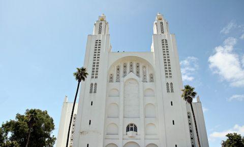 Catedrala Sacre Coeur din Casablanca