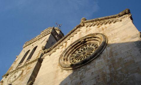 Catedrala din Insula Korcula