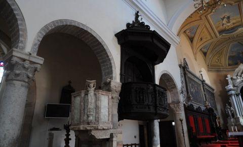 Catedrala din Insula Krk